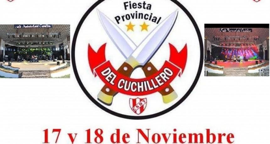 Se viene la 4° fiesta provincial del cuchillero en Federal