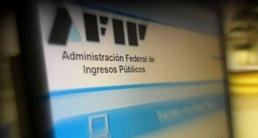 AFIP prorrogó hasta fin de año el plan de pago para deudas vencidas