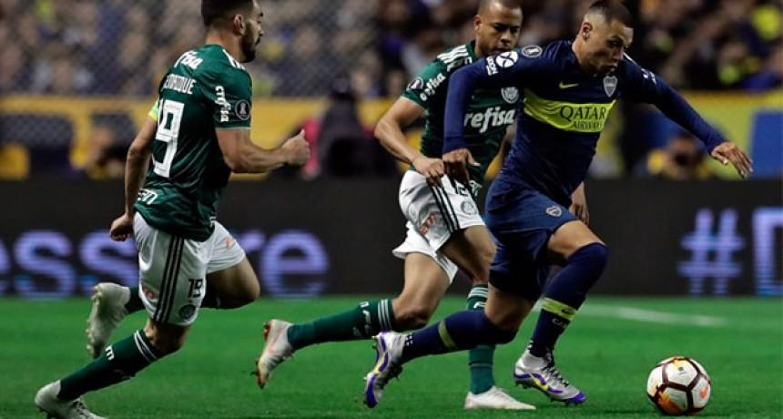 Cuándo se define el pase a la final de la Libertadores entre Boca y Palmeiras
