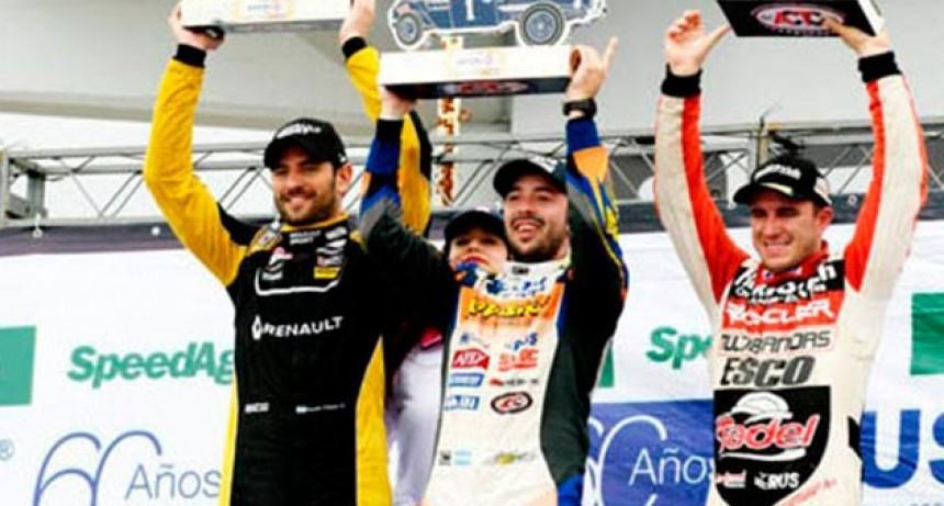 TC en Olavarría: Ruggiero se quedó con la final y Mariano Werner culminó tercero