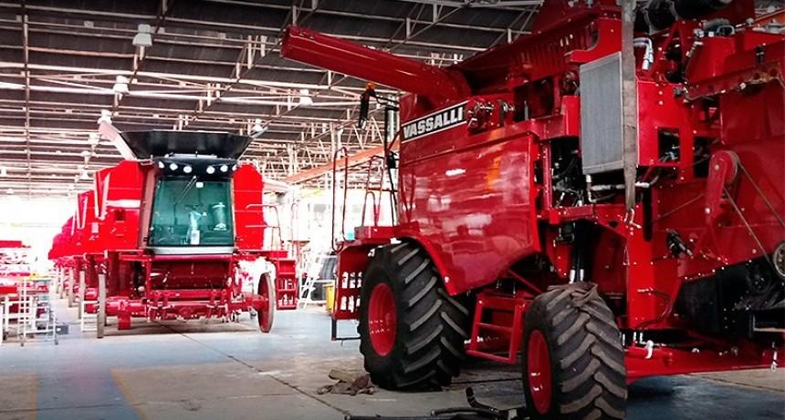 Advierten que peligran 7.000 puestos de trabajo en sector de maquinaria agrícola