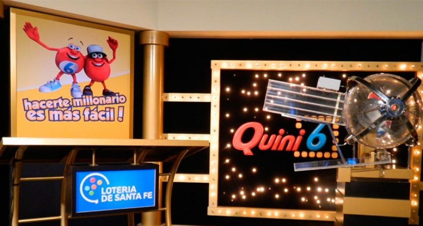 El Quini 6 tendrá un pozo histórico: Pondrá en juego $ 260 millones