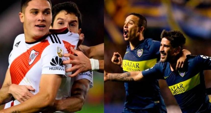 Semana clave en la Libertadores: Día y hora de las semifinales Gremio-River y Palmeiras-Boca