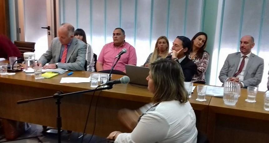 Pidieron condena de prisión efectiva para De la Rosa y otros dirigentes de Allende