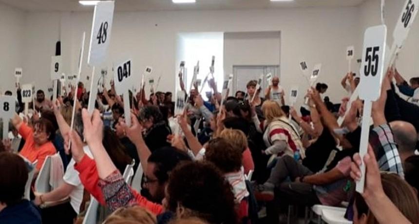 Congreso de Agmer: La mayoría votaría por rechazar la oferta salarial