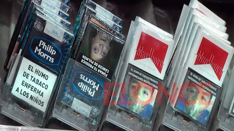 Los cigarrillos registran un nuevo aumento de precios