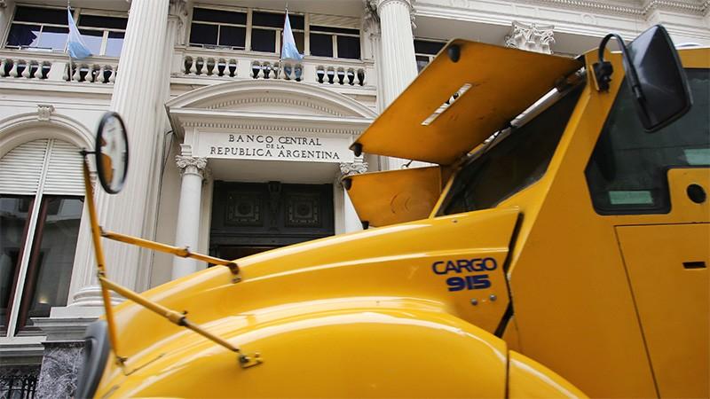 Reservas del Banco Central cayeron casi 5.400 millones de dólares en septiembre
