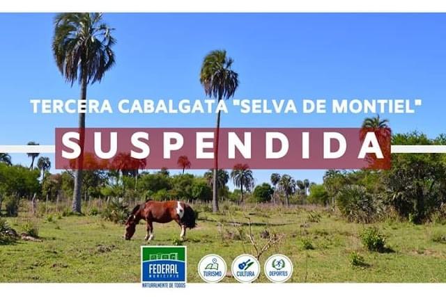 Confirmado : hasta el próximo año no se realiza la Cabalgata Selva de Montiel