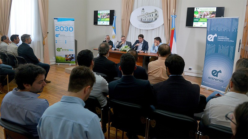 Federal será sede del 1er encuentro de Agricultura Familiar y Desarrollo Rural