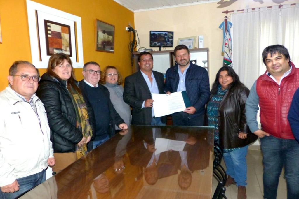 Se suman nuevas viviendas para Federal financiadas por la provincia