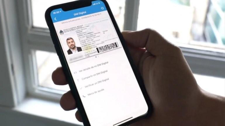 Nación oficializó el lanzamiento del DNI Digital