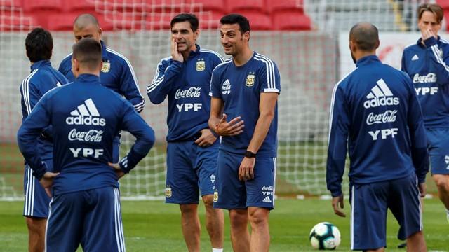 Selección: Scaloni oficializó el regreso de Messi y Agüero en la lista de convocados
