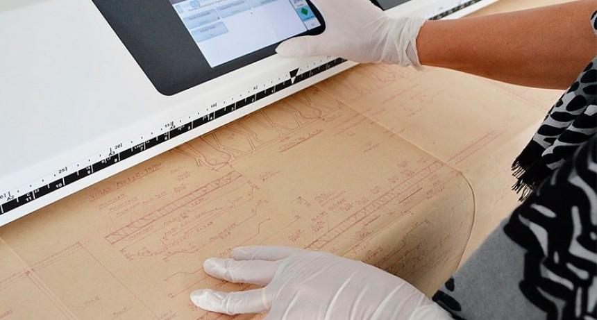 Modernización: Ya se digitalizaron 800 mil fojas de la administración pública