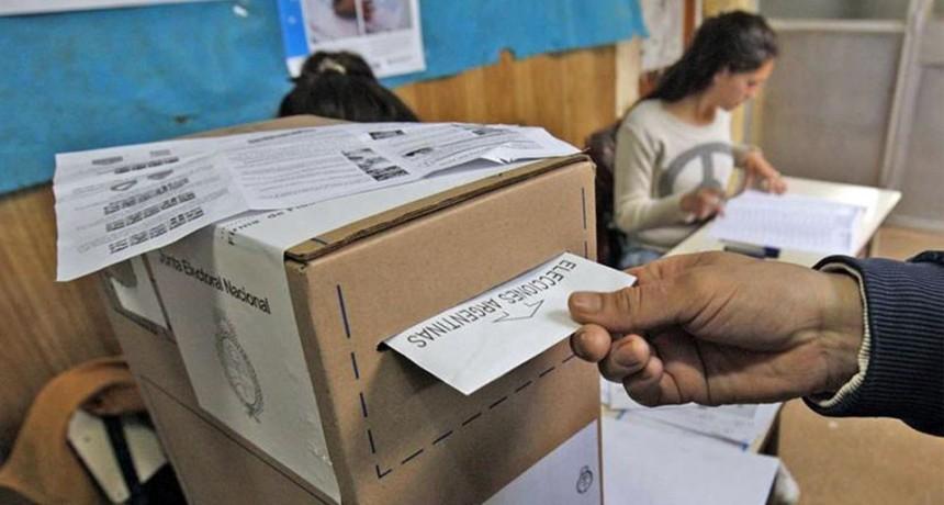 Registrarán a quienes no cumplan con el voto en Entre Ríos
