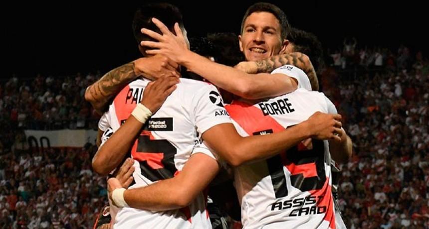 River derrotó a Almagro por 2 a 0 y está en la Semifinal de la Copa Argentina
