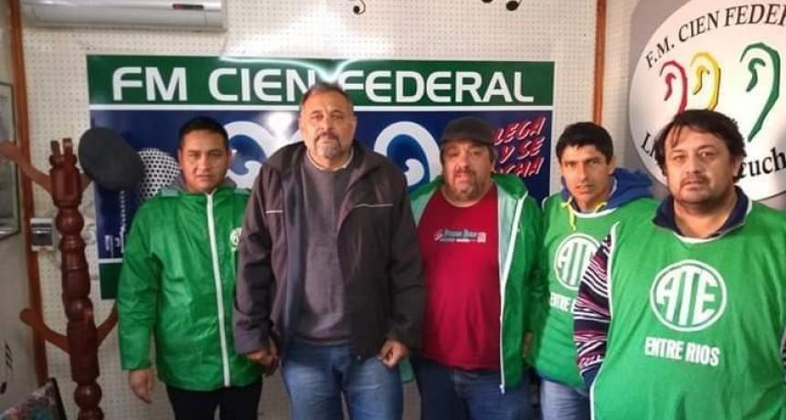 Desde la Cta Autónoma de Federal y Comisión electa de Ate  denuncian persecuciones de funcionarios políticos en Instituciones