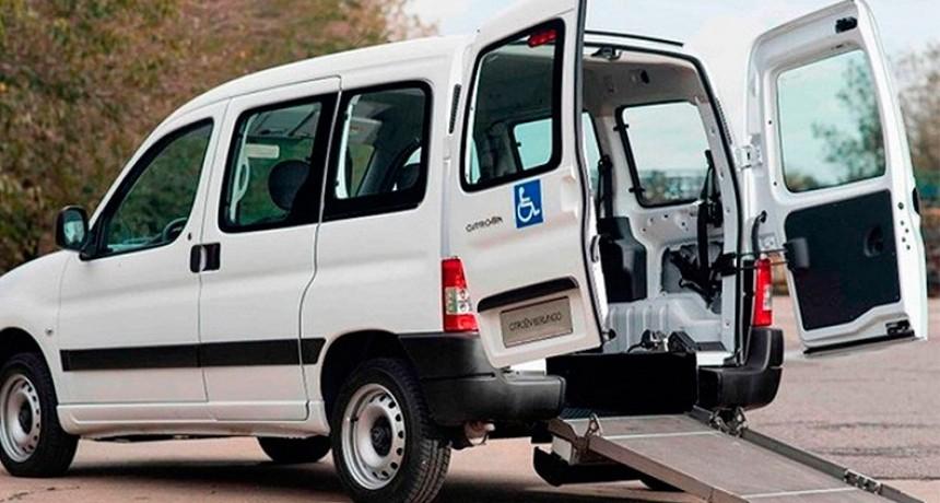 Sale a la venta el primer auto adaptado para sillas de ruedas en el país