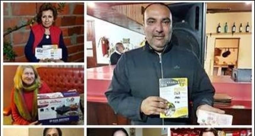 Los nuevos ganadores de los sorteos de la Canaria 2019