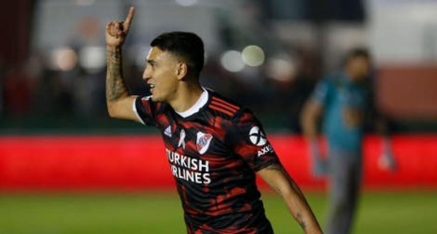 Antes del partido con Boca, River remontó la desventaja e igualó 3-3 con Arsenal por la Superliga