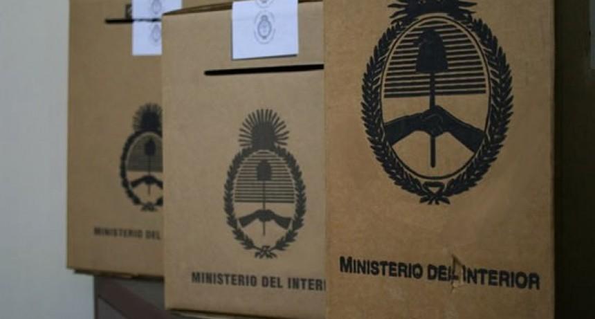 El miércoles comenzará el despliegue electoral en Entre Ríos