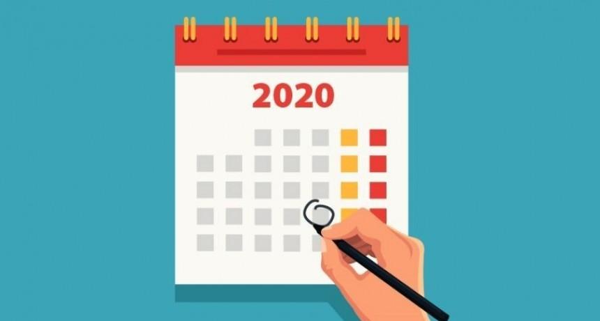 El gobierno oficializó por decreto los feriados para el 2020: el detalle