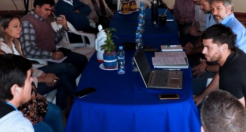 En Federal se reunió la Mesa de la Producción entrerriana