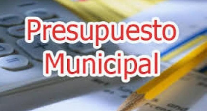 El Municipio solicito una prorroga al Concejo Deliberante en la presentación del Presupuesto 2020