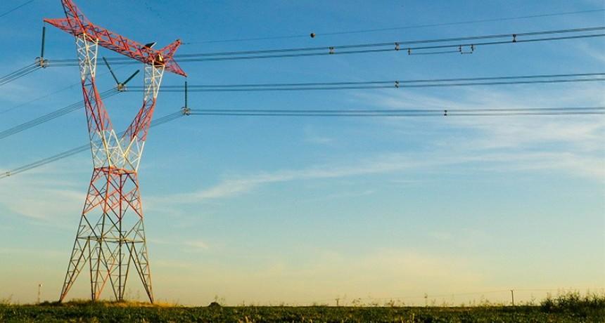 Congelan la tarifa mayorista de electricidad hasta el mes de abril