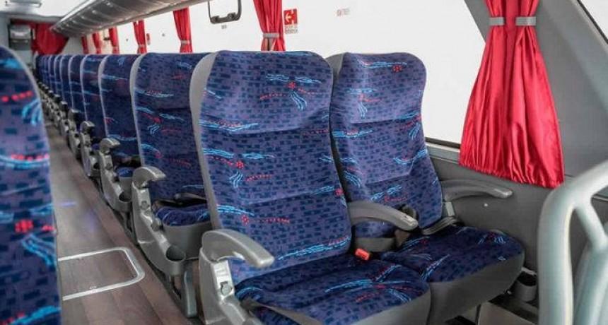 Será obligatorio el uso del cinturón en ómnibus de larga distancia