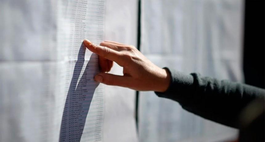 Cuáles son los errores que más cometen votantes y autoridades de mesa