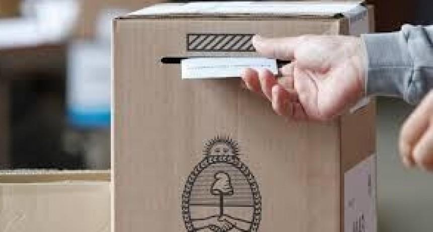Votó el 81% del padrón electoral en Entre Ríos