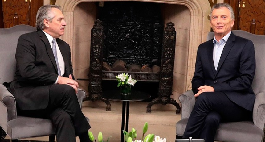 Revelan detalles del encuentro entre Alberto Fernández y Mauricio Macri