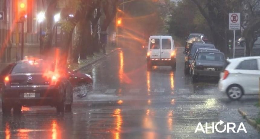 Renovaron el alerta por tormentas para Entre Ríos y parte de Santa Fe