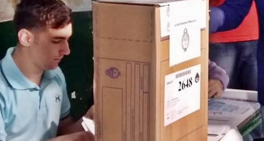 Se habilitó el registro de infractores para quienes no fueron a votar