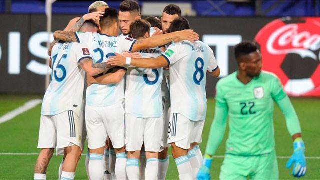 Eliminatorias: Así sigue el camino de Argentina y el resto de la segunda fecha