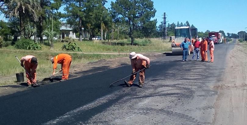 Legislador reclama por el estado de deterioro que presenta la Ruta Provincial Nº22