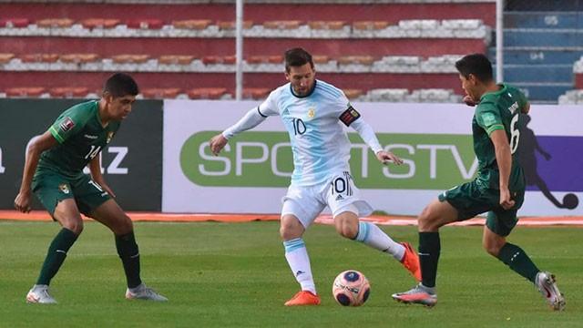 En La Paz, Argentina logró un histórico triunfo ante Bolivia por 2 a 1