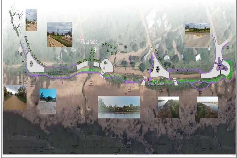 CAFESG ya tiene el proyecto para la Costanera Norte de Concordia