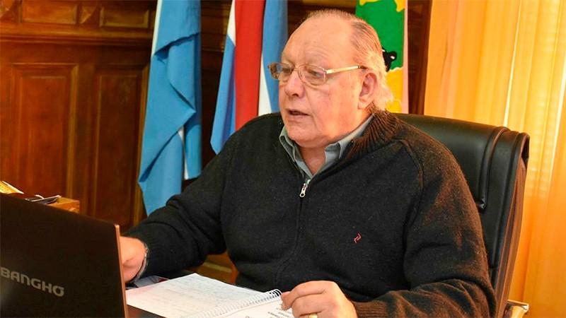 Falleció este sábado Federico Bogdan, intendente de Gualeguay