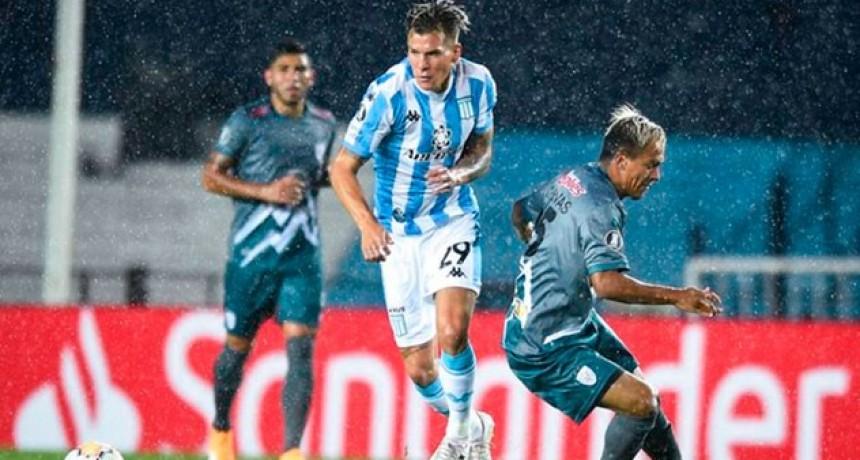Copa Libertadores: Racing superó a Estudiantes de Mérida, pero no le alcanzó para ganar su grupo