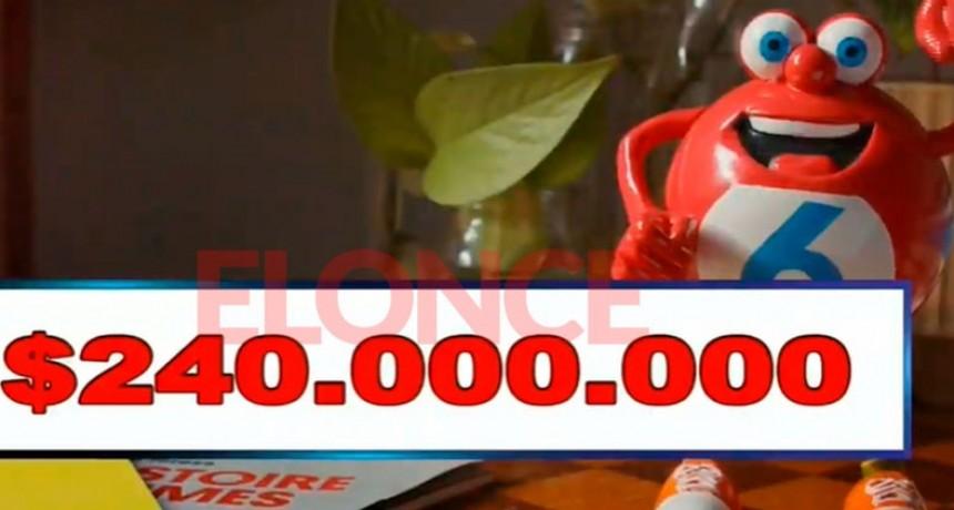Pozos del Quini 6 quedaron vacantes pero 20 apostadores ganaron más de $300.000