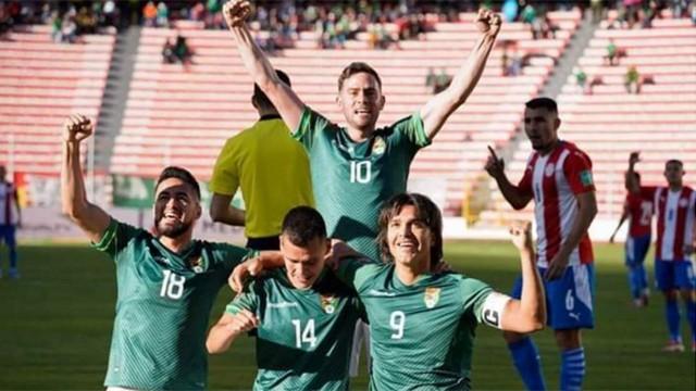 Bolivia sumó otra victoria, goleó a Paraguay y sueña con pelear la clasificación