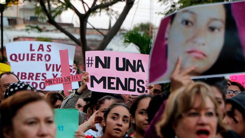 En lo que va del año, al menos 100 madres fueron víctimas de femicidios