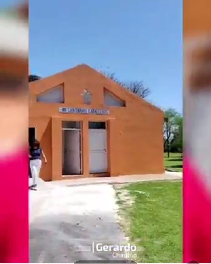 Nuevas instalaciones sanitarias para personas con discapacidad en el Camping de Federal