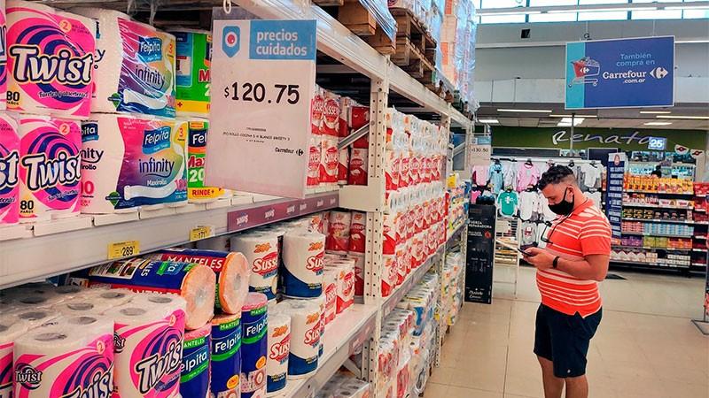 Los precios mayoristas subieron 2,8% en septiembre, según el INDEC