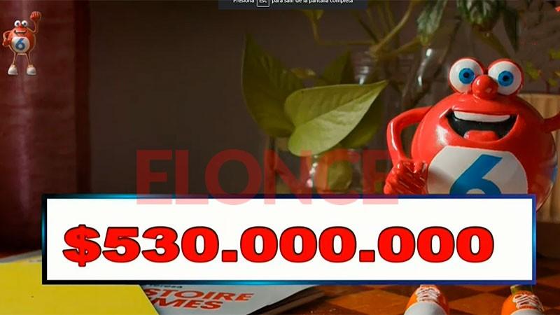 Pozos gigantes del Quini 6, vacantes: un apostador ganó mas de 14 millones