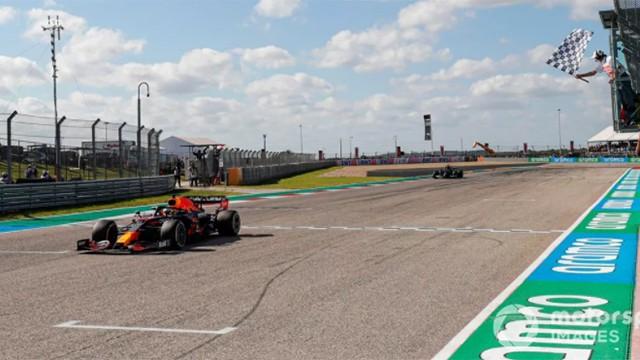 Fórmula 1: Verstappen resistió y se llevó el Gran Premio de Estados Unidos