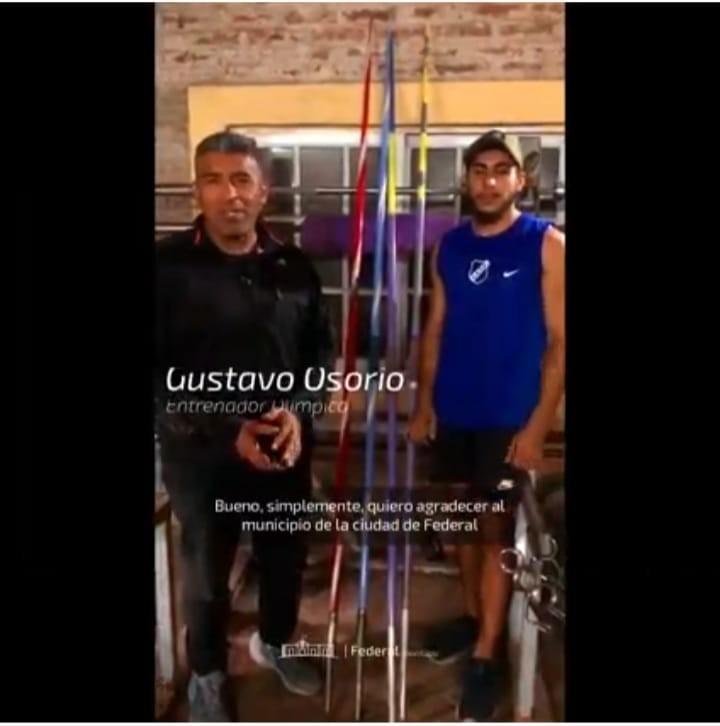 El reconocido entrenador olímpico Gustavo Osorio llega a Federal.