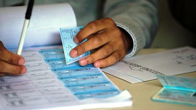Elecciones 2021: qué hacer si faltan boletas en el cuarto oscuro en que te toca votar
