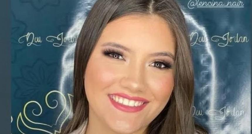 La Federalense Nair Lencina fue elegida Reina de  la Fiesta Provincial del Mencho